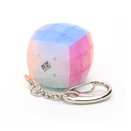 Cubos Rubik QiYi Jelly Llavero 3x3