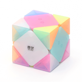 Cubos Rubik QiYi Jelly Skewb Qicheng