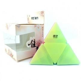 Cubos Rubik QiYi Jelly Pyraminx 2x2