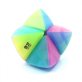 Cubos Rubik QiYi  Jelly Mastermorphix  2x2