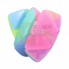 Cubos Rubik QiYi  Jelly Mastermorphix