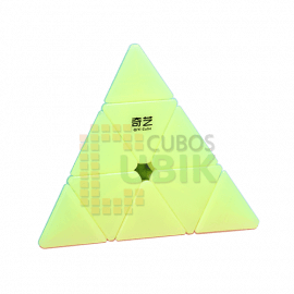 Cubos Rubik QiYi Jelly Pyraminx