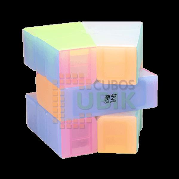 Cubos Rubik QiYi Jelly Square-1 Qifa