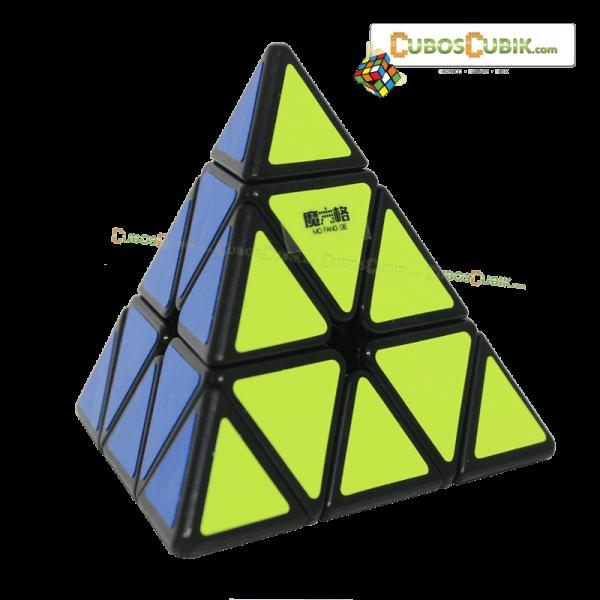 Cubos Rubik MoFangGe Pyraminx Base Negro