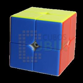 Cubos Rubik Qiyi MS Magnético 2x2 Colored
