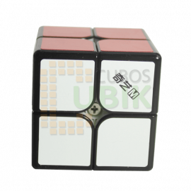 Cubos Rubik Qiyi MS Magnético 2x2 Negro