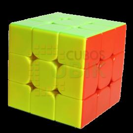 Cubos Rubik Qiyi MS Magnético 3x3 Colored