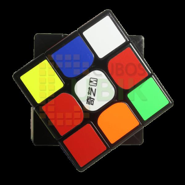 Cubos Rubik Qiyi MS Magnético 3x3 Negro
