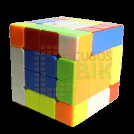 Cubos Rubik Qiyi MS Magnético 4x4 Colored