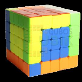 Cubos Rubik Qiyi MS Magnético 5x5 Colored