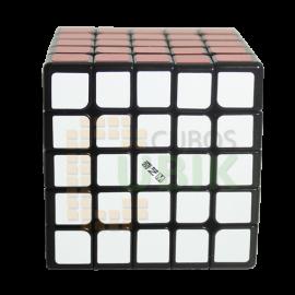 Cubos Rubik Qiyi MS Magnético 5x5 Negro