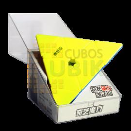 Cubos Rubik Qiyi MS Magnético Pyraminx Colored