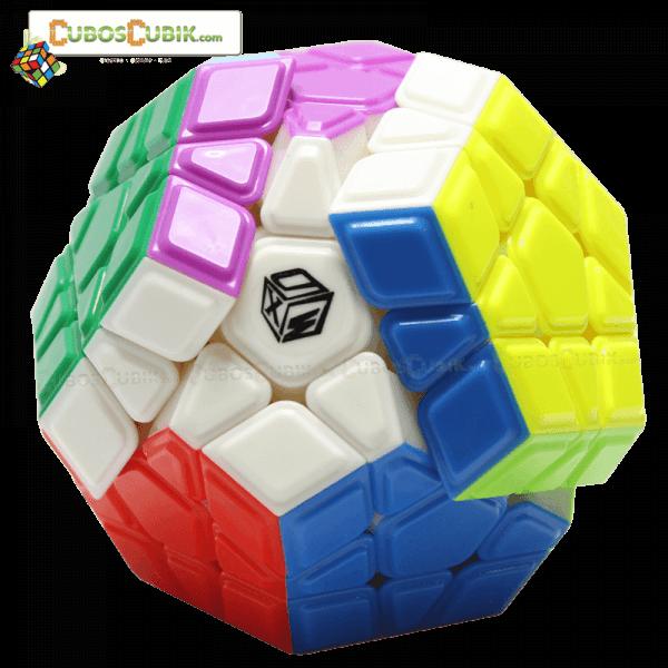 Cubos Rubik MoFangGe Megaminx Galaxy Tiles Colored