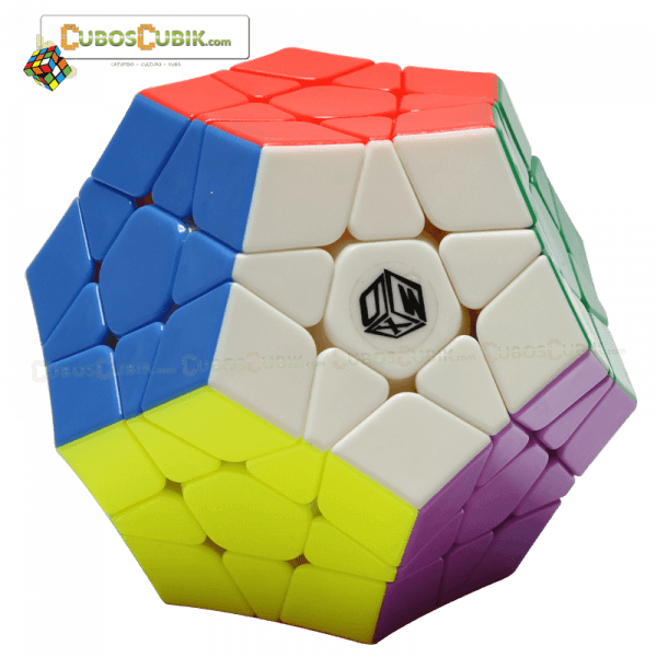 Cubos Rubik MoFangGe Megaminx Galaxy Concavo Colored