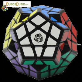 Cubos Rubik MoFangGe Megaminx Galaxy Concavo Negro