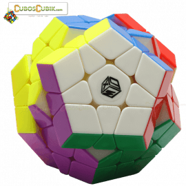 Cubos Rubik MoFangGe Megaminx Galaxy Plano Colored
