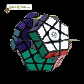 Cubos Rubik MFG Megaminx Galaxy V2 Concavo Negro
