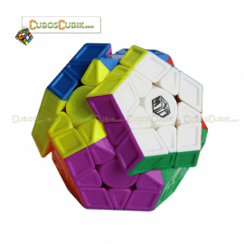 Cubos Rubik MFG Megaminx Galaxy V2 Ridges Colored