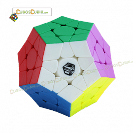 Cubos Rubik MFG Megaminx Galaxy V2 Concavo Colored