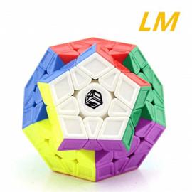 Cubos Rubik MFG Megaminx Galaxy V2 LM Colored