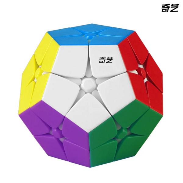 Cubos Rubik  QiYi Megaminx 2x2 Colored