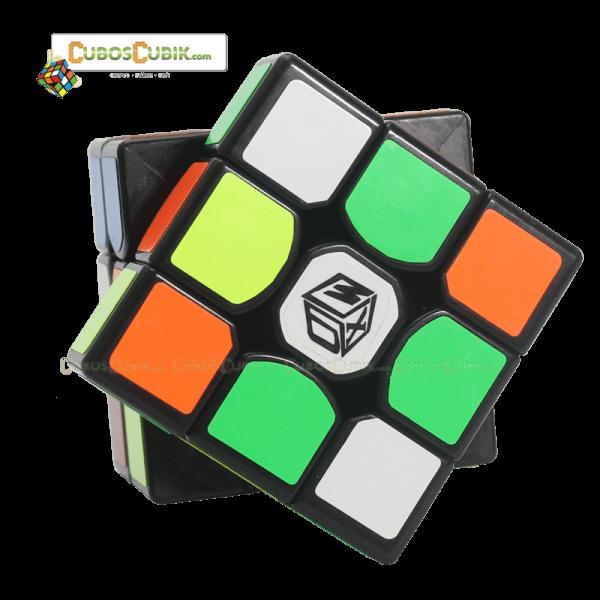 Cubo Rubik MoFangGe 3x3 Tornado Base Negra