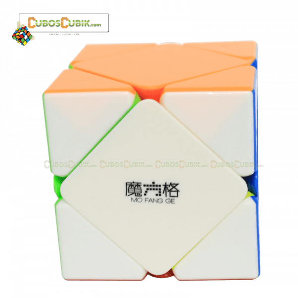 Cubos Rubik MoFangGe Skewb Colored