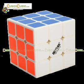 Cubo Rubik MoFangGe 3x3 Sail 6.8 cm Base Blanca