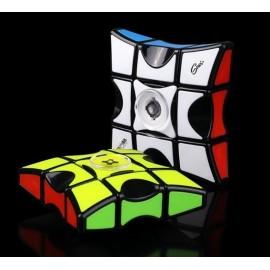 Cubos Rubik QiYi Floppy Spinner Tiles Negro