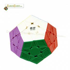 Cubos Rubik MFG QiYi Megaminx QiHeng Colored