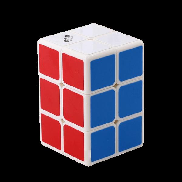 Cubos Rubik MoFangGe 2x2x3 Base Blanco