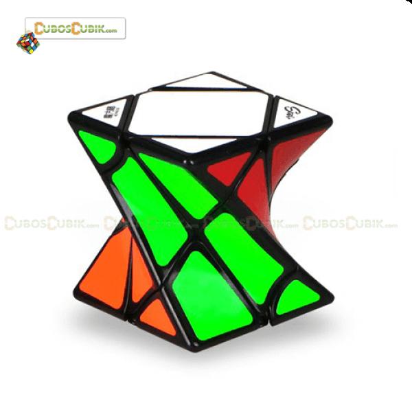 Cubos Rubik  Skewb Twisty Negro