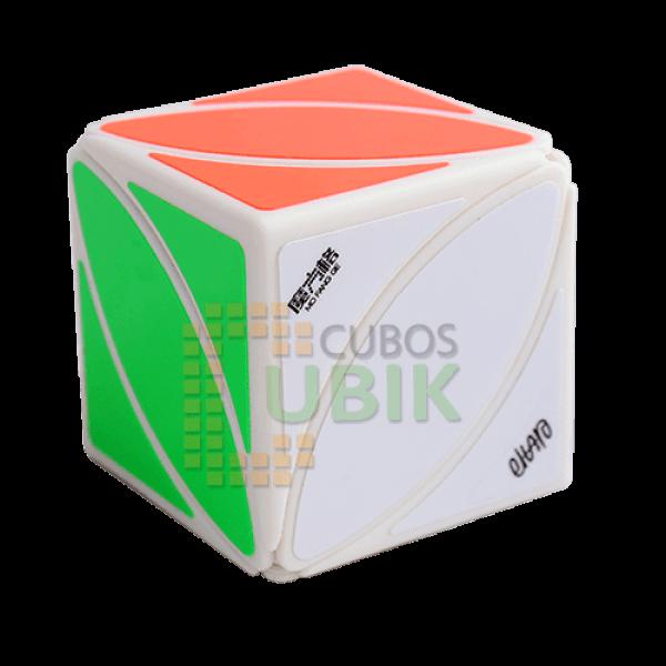 Cubo Rubik MofangGe Ivy Cube Base Blanca