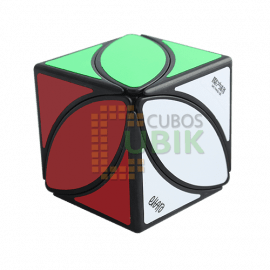 Cubo Rubik MofangGe Ivy Cube Base Negra