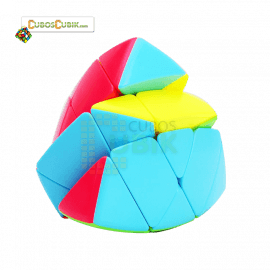 Cubos Rubik MFG QIYi Mastermorphix Colored