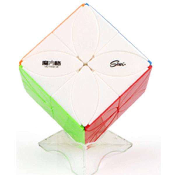 Cubo Rubik MofangGe Clover Plus Colored