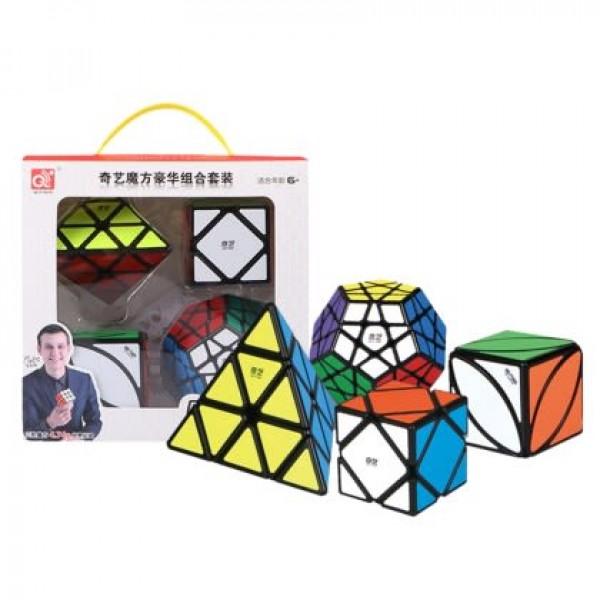 Cubos Rubik QiYi Gift Irregular Negro