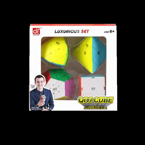 Cubos Rubik QiYi Gift Irregular Colored
