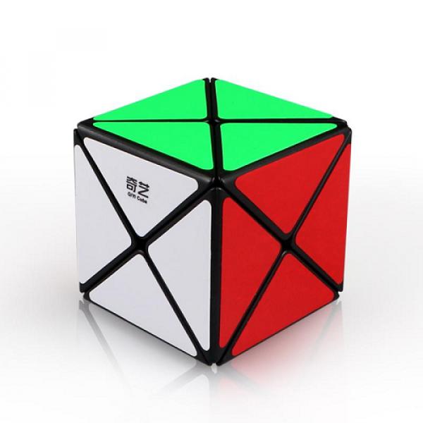 Cubos Rubik QiYi Dino Negro