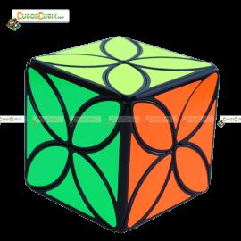 Cubo Rubik MofangGe Clover Cube Negro