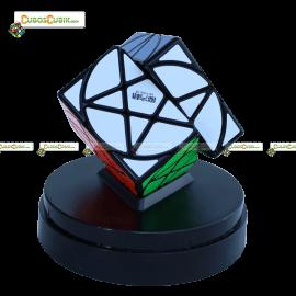 Cubo Rubik MofangGe Pentacle  Base Negra