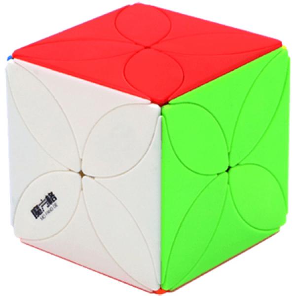Cubo Rubik MofangGe Clover Cube Colored