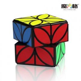 Cubo Rubik MofangGe Clover Plus Negro