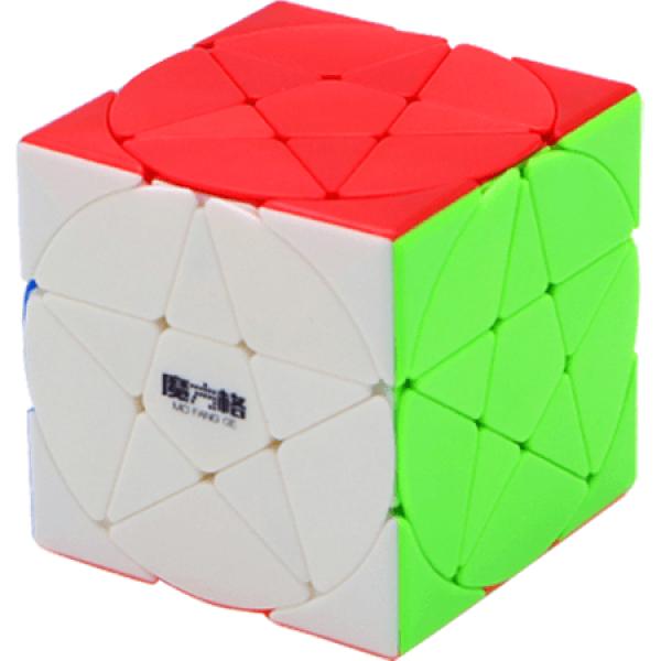 Cubo Rubik MofangGe Pentacle  Base Colored