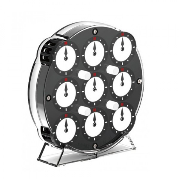 Cubo Rubik Qiyi Clock Magnetic