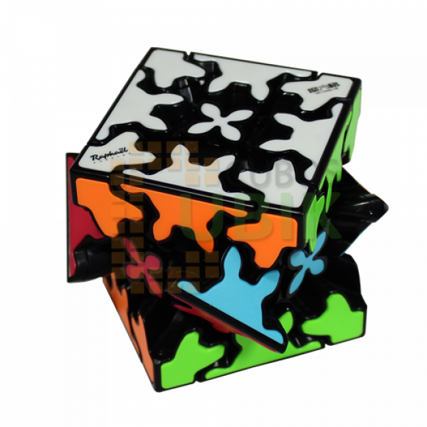 Cubos Rubik QiYi Gear 3x3 57mm Mini