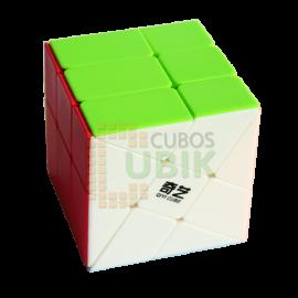 Cubos Rubik QiYi Wind Fire Colored