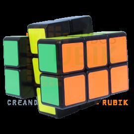 Cubos Rubik Qiyi 3x3x2 Negro