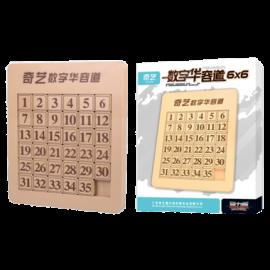 Qiyi Klotski puzzle Lite M 6x6