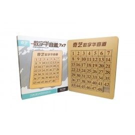 Qiyi Klotski puzzle Lite M 7x7